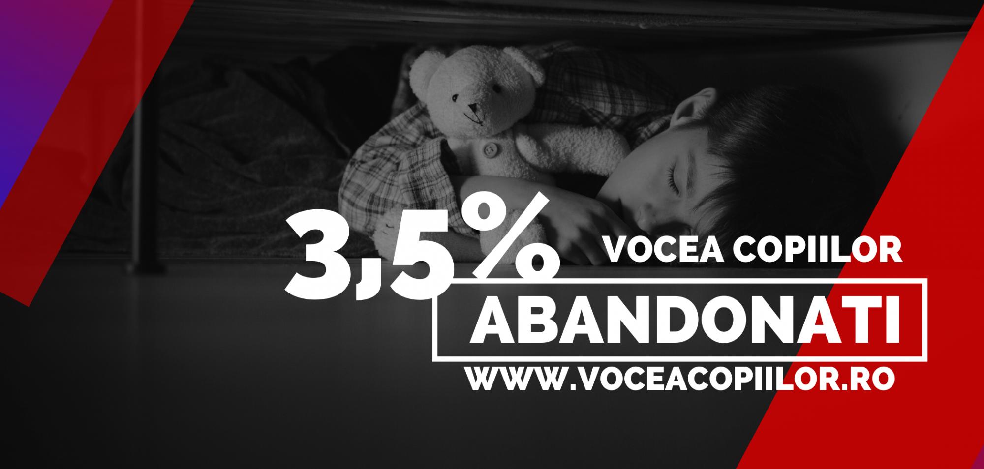 Vocea Copiilor Abandonați